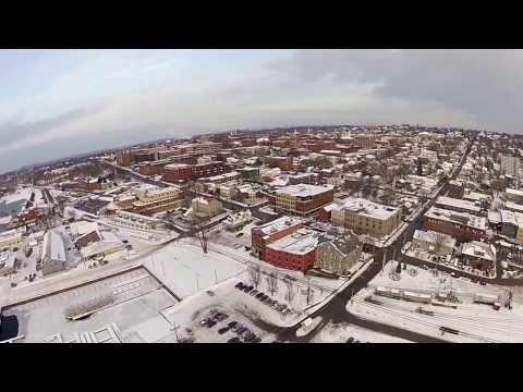 Burlington, VT Drone Footage