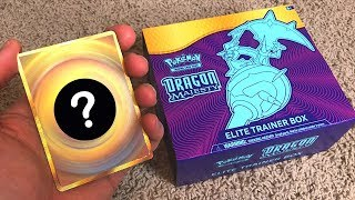 *SECRET RARE PULL!* OPENING THE BEST Pokemon Cards DRAGON MAJESTY BOX! (seriously)