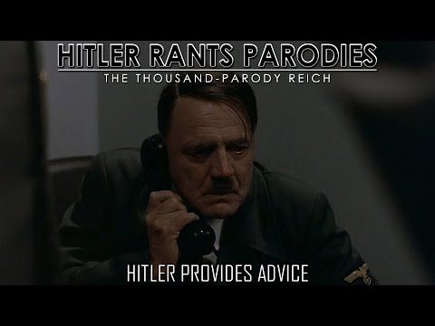 Hitler provides advice