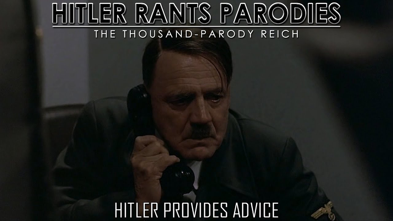 Hitler provides advice