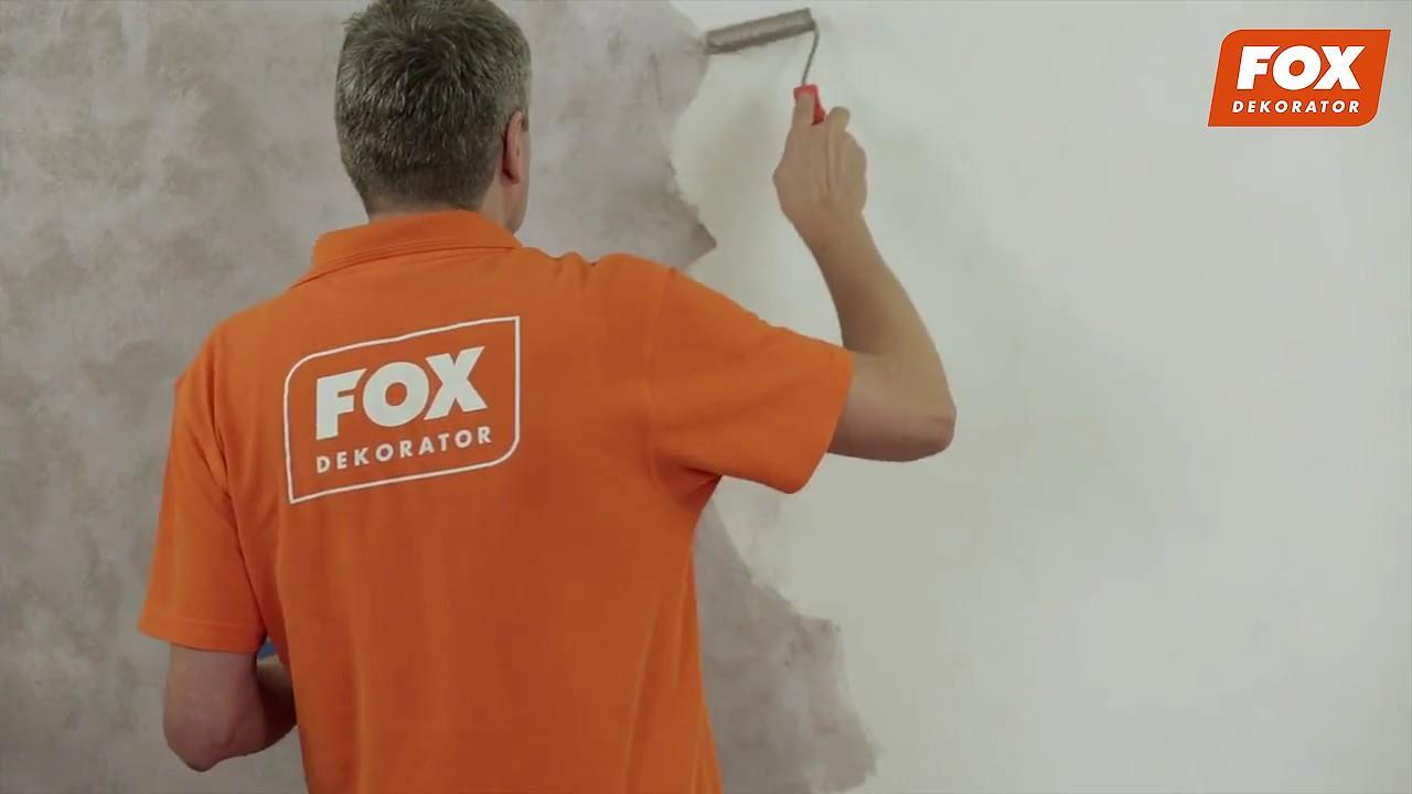Efekt Burza Piaskowa Fox Dekorator Film Instruktażowy