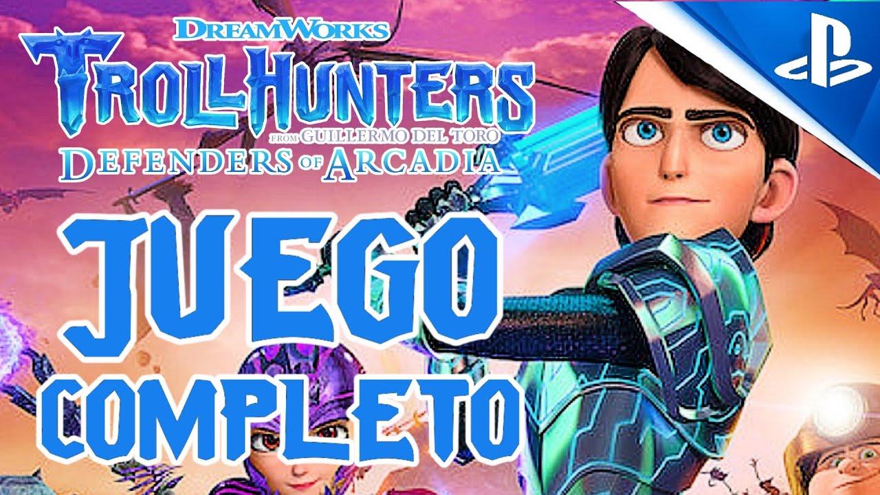Download TROLLHUNTERS Defenders of Arcadia - Juego Completo en Español - Full Game Toda la Historia ⚔️