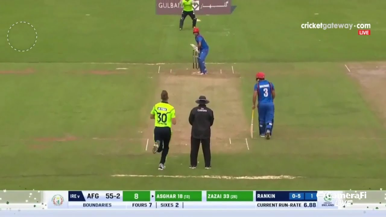 Afghanistan Vs Ireland 2nd T20 Highlights HD