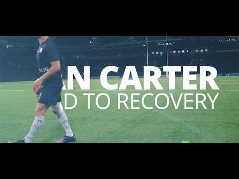 Dan Carter -  Road to Recovery