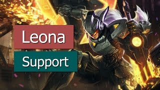 League of Legends - Leona (Support)