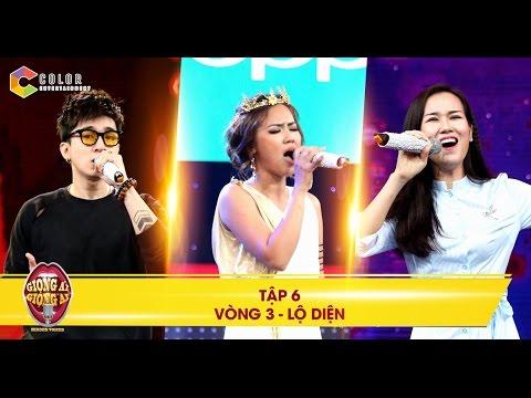 Giọng ải giọng ai | tập 6 vòng 3: Trường Giang, Trấn Thành quyết liệt tranh giành thí sinh nam