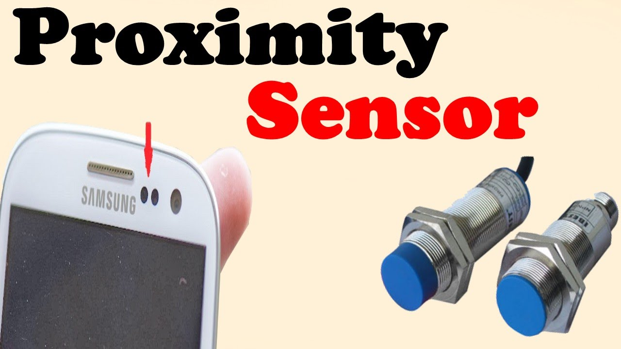 Proximity Sensor Explain With Details In Hindi Youtube Switch Schematic Symbol Circuit