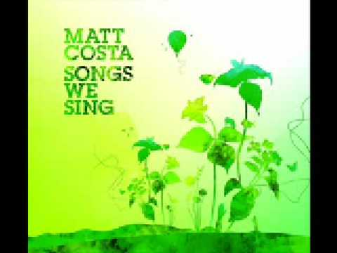 Matt Costa -  Shimmering Fields mp3