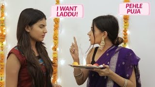 Types Of People On Diwali - POPxo Comedy