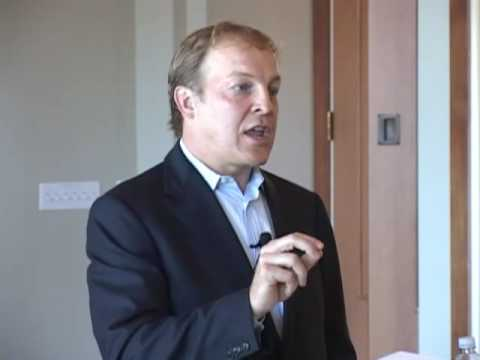 Stephen Pratt, Infosys Consulting - Leadership and Networking from the CEO Perspective - Haas School