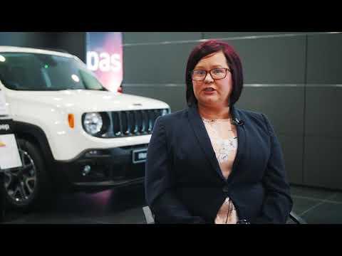 Meet Our Specialist Chrisina McKee At Charles Hurst Jeep Belfast
