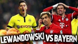 LEWANDOWSKI VS FC BAYERN!🔥 UNGLAUBLICHE SPIELE! FIFA 17 KARRIEREMODUS BVB #21 FIFA 17 KARRIERE PMTV