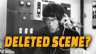 Lost or Deleted Scene? - Enter the Dragon