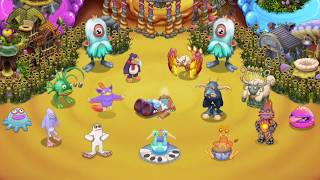 My Singing Monsters - Fire Oasis (Full Song) (2.3.2)