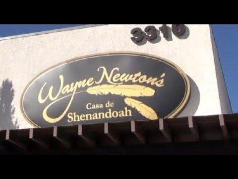 Wayne Newton Home Shenandoah Las Vegas The Spa Guy Part #1