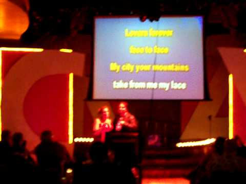 Leather and Lace Karaoke & Proposal