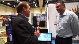 #wishow - PCIA 2013: Henry Cooper, Owner of Wideband Antennas Part 3: Smart TV Product