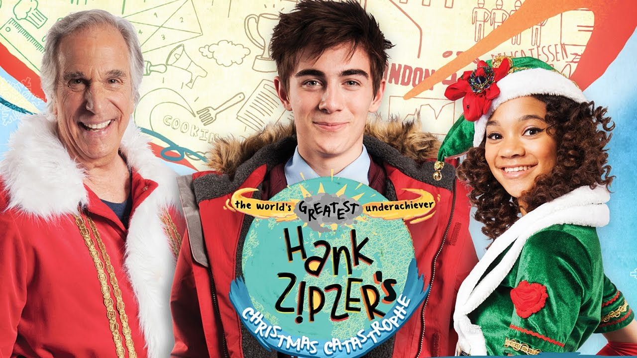 Hank Zipzer Song: Home For Christmas (featuring Kylee Russell)