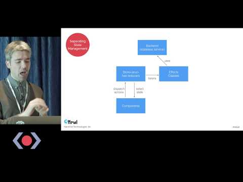 Ng-Cruise - State in Angular Applications with Victor Savkin