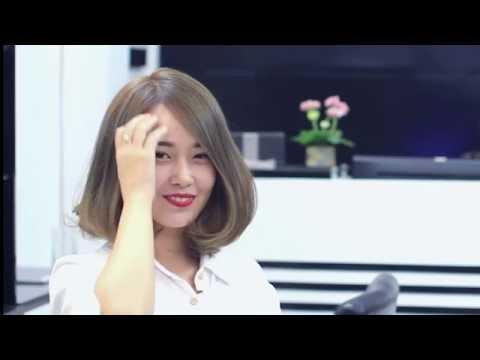 Nhuộm màu nâu Tây Ichi Hair Salon