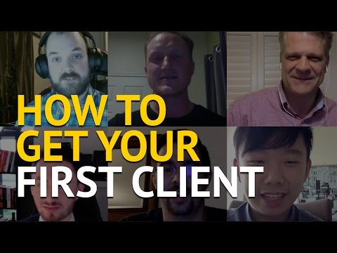 How To Get Your First Paying SEO Client