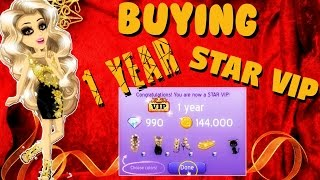 Buying 1 Year Star VIP + Claiming 4 Mill Piggy ♥