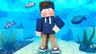 Minecraft Atlantis Prank! (Troll Wars)