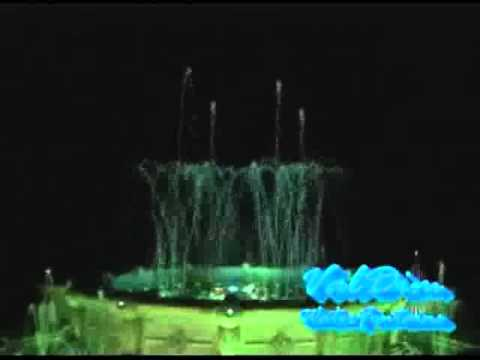 Musical fountain Project Demo