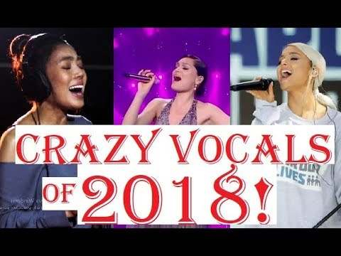 NEW CRAZY VOCALS in 2018!! Female Singers