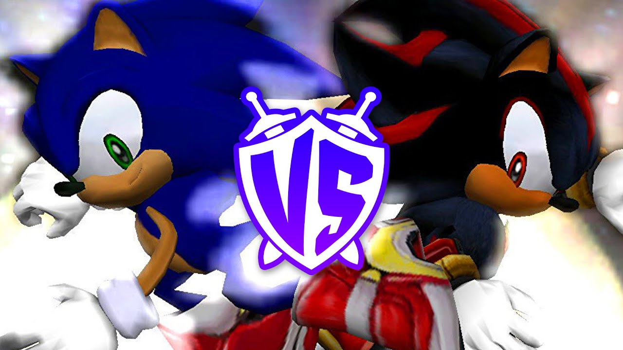 Racing Sonic Adventure 2 Battle but the Good Levels!