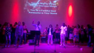 Frz Worship You Do Mighty Things by Sinach
