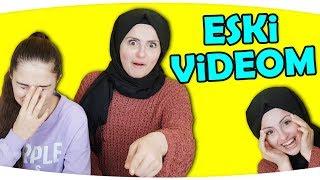 ESKİ VİDEOM  VLOG  ESKİ VİDEOMUZU İZLEDİK 😥😥 Funny Videos Fenomen Tv