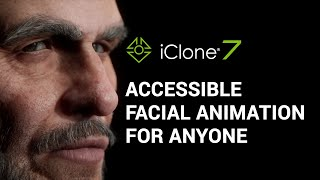 Accessible Facial Animation F๐r Anyone - AccuLips, ExPlus & Advanced Mocap | iClone 7.9 Free Update