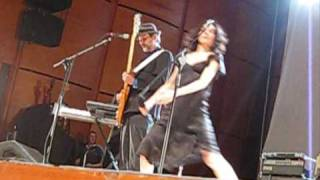 PJ Harvey & John Parish Pig Will Not live in Milan 4th May 2009