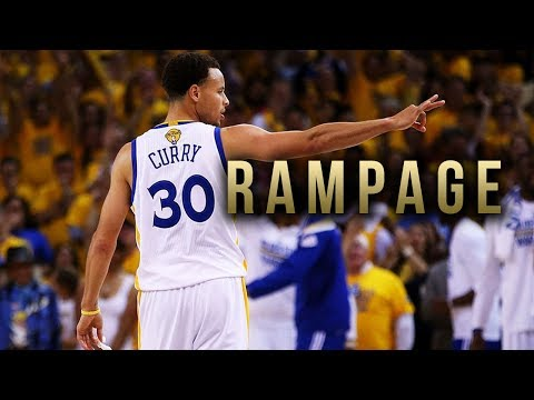 RAMPAGE SOB x RBE | Stephen Curry