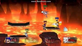 SSF2 Mod: Attack of the Clones (Ft. SMG4) (Read the Description)