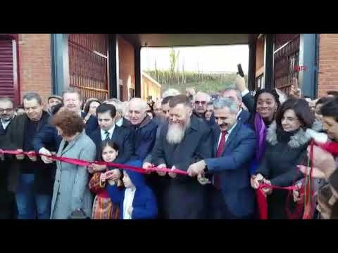 İngiltere Alevi Kültür Merkezi ve Cemevi Wood Grenn Dergahı açıldı