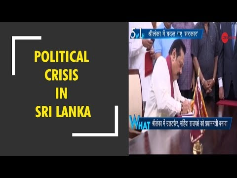5W1H: Turmoil in Sri Lanka as ex-president Rajapaksa sworn in as PM