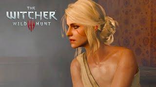 THE WITCHER 3 - CIRI DANDO UM FORA NO SKJALL (PS4)