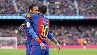 Barcelona 3 x 0 Athletic Bilbao - Gols - Campeonato Espanhol 04/02/17
