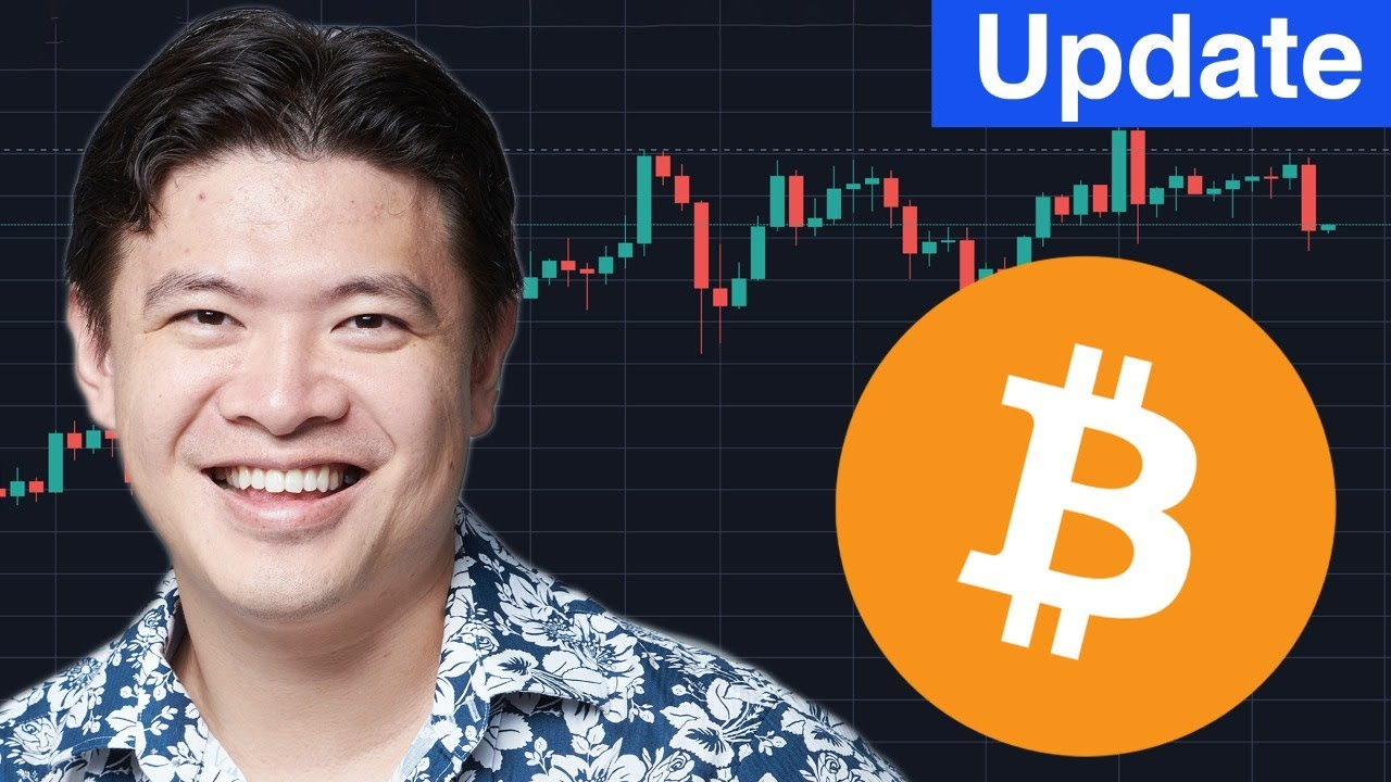 Bitcoin and  Cryptocurrency Update (Friday)