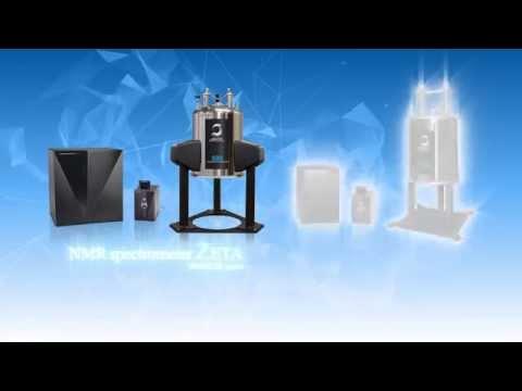 NMR spectrometer ZETA (ECZR & ECZS series)