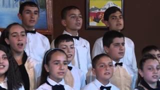 Mamikon Badalyan Abovyan Pop Jazz Studio Tbiliso
