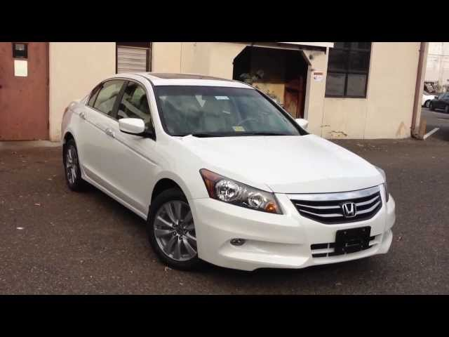 Marvelous 2012 Honda Accord EX L V6 Review, Walk Around, Start Up U0026 Rev, Interior