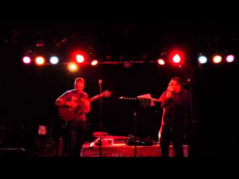 James Spadola and Matt Hall cover 'Just Go Ahead Now' by Spin Doctors
