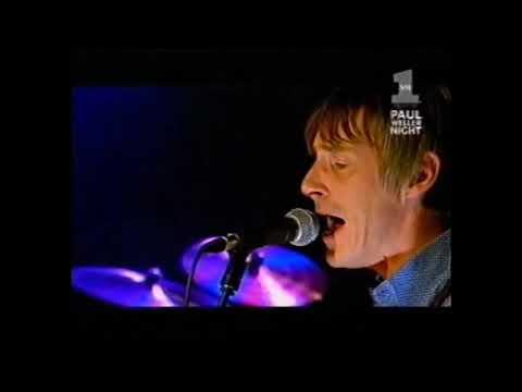 Friday Street - Paul Weller (VH1 1998)
