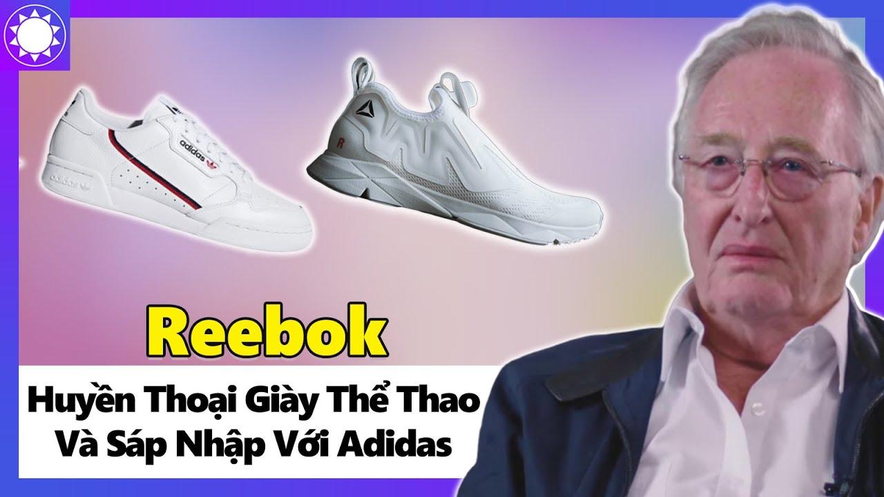 Reebok – Huyền Thoại Giày Thể Thao Và Thương Vụ Sáp Nhập Với Adidas