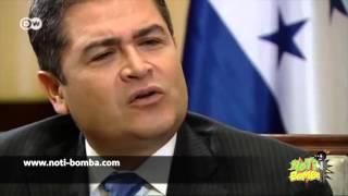 Periodista Carolina Chimoy destroza a Juan Orlando Hernández