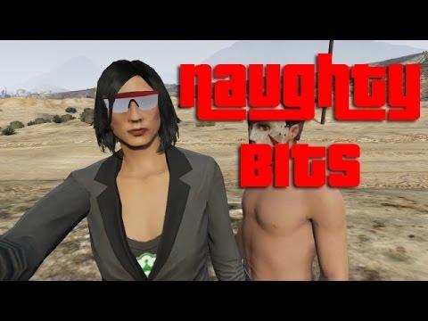 Maggie Wong's Naughty Bits (GTA Online Debauchery)
