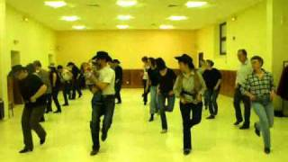 Oh Suzanna par les Rednex Country Dancers.wmv